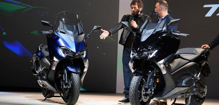 Yamaha Tmax 2017: Prezzi e Scheda Tecnica