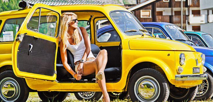 Antifurto Per Fiat 500 d'Epoca