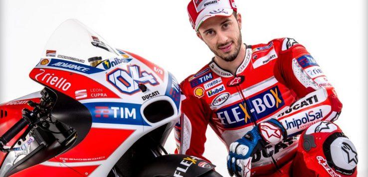 Andrea Dovizioso, Il Pilota di MotoGP
