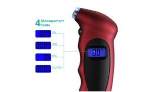 4 misurazioni di pressione