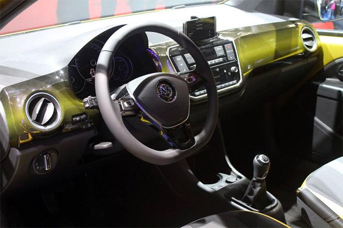 Nuova Volkswagen Up 2016