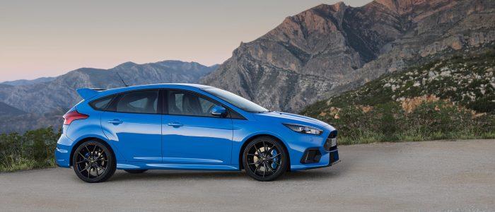 Ford Focus RS - La Focus da Corsa?