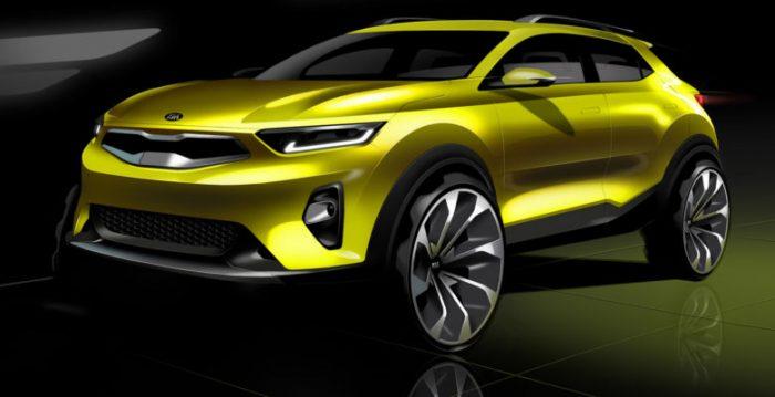 Kia Stonic: In Arrivo il SUV Compatto?