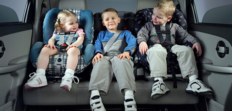 Kinderkraft Spark: Seggiolino auto