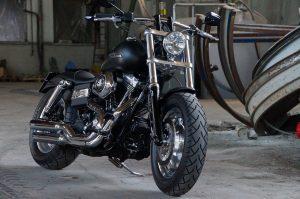 motocicletta harley davidson