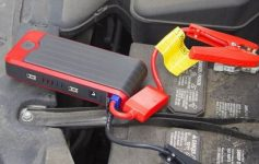 Avviatore di Emergenza Per Auto Jump Starter Con Pinza Intelligente Suaoki U10