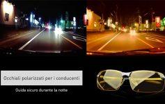 Clear Vision HD Occhiali Polarizzati Per la Guida Notturna?
