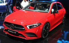 Mercedes Classe A 2018 Connect - La Prima Auto Con Cui Parlare