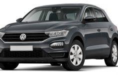 Volkswagen T-Roc Il Primo Crossover Compatto