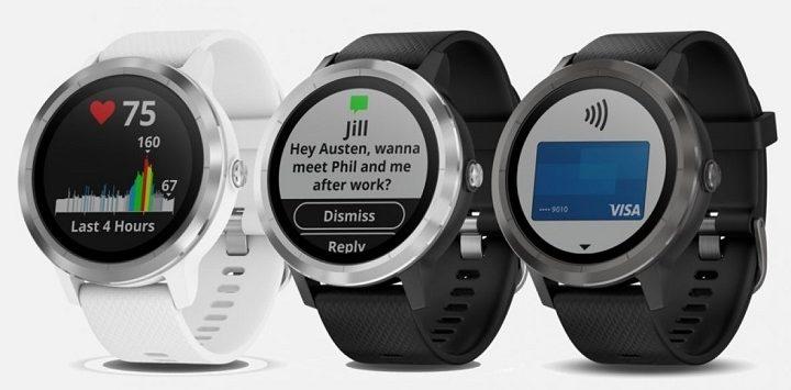 Recensione Garmin Vivoactive 3 Music Smartwatch GPS