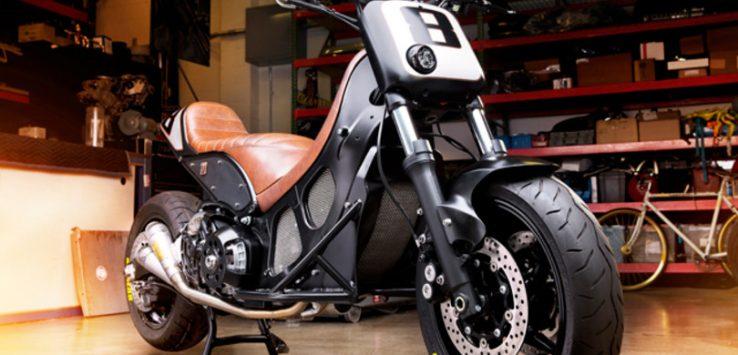 Faretti Frontali da Moto Con Interruttore Prozor