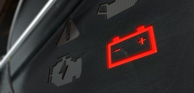 Spia Batteria Accesa cosa Significa?