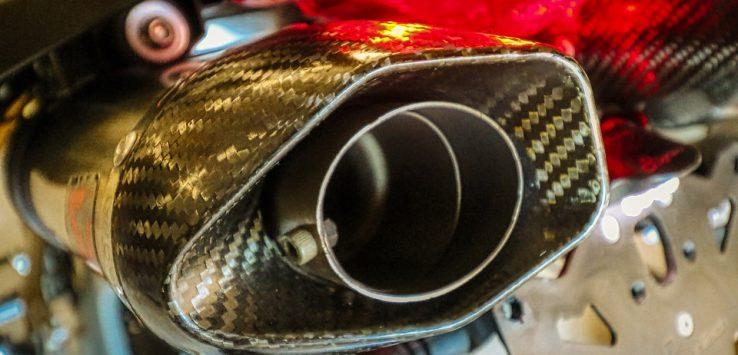 Scarico Per Moto Universale 38-51 mm