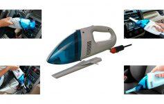 Aspirapolvere Portatile Per Auto Car Vacuum Cleaner