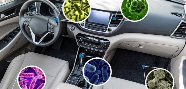 Come Sanificare l'Automobile: Guida Completa