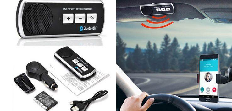 Kit Vivavoce Per Auto Bluetooth